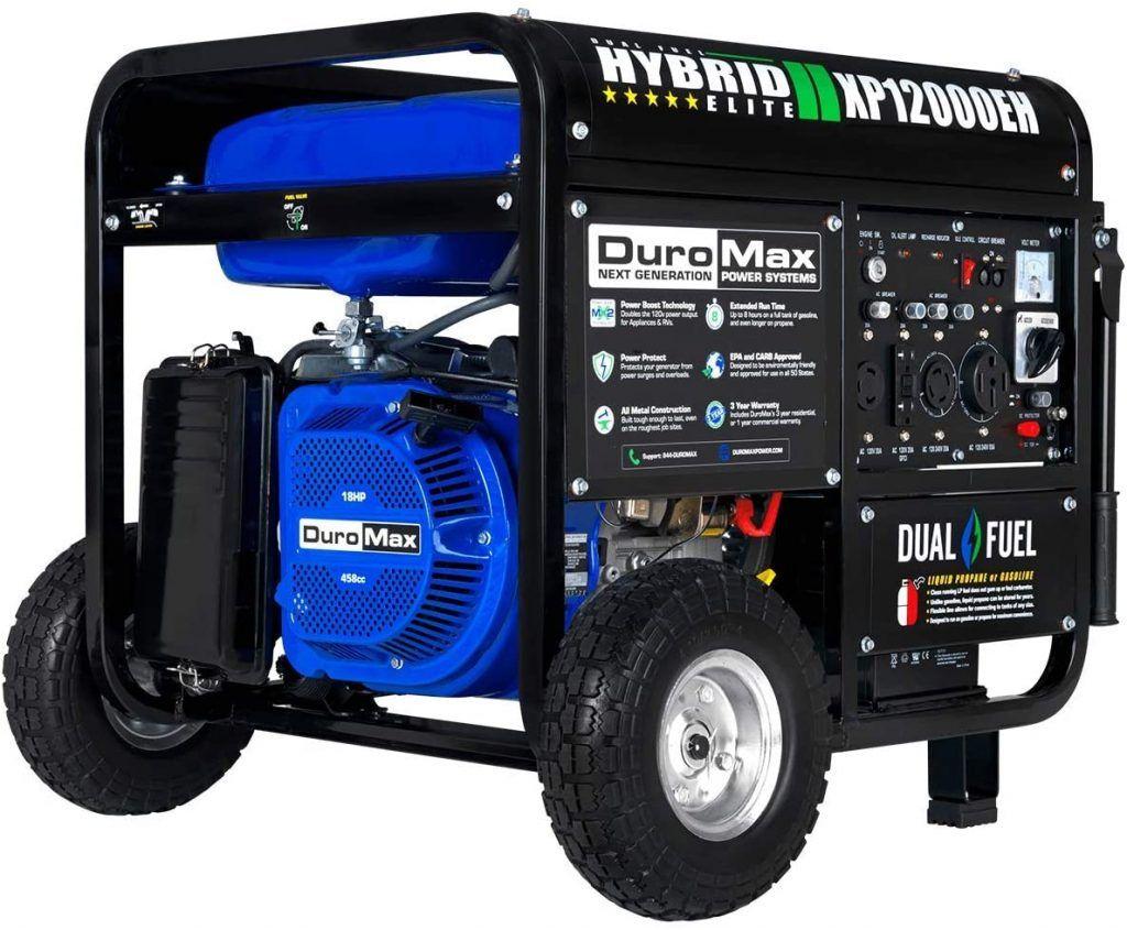 10 Best 12000 Watt Generators in 2021 [Heavy Duty]