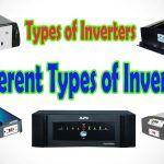 types of inverter