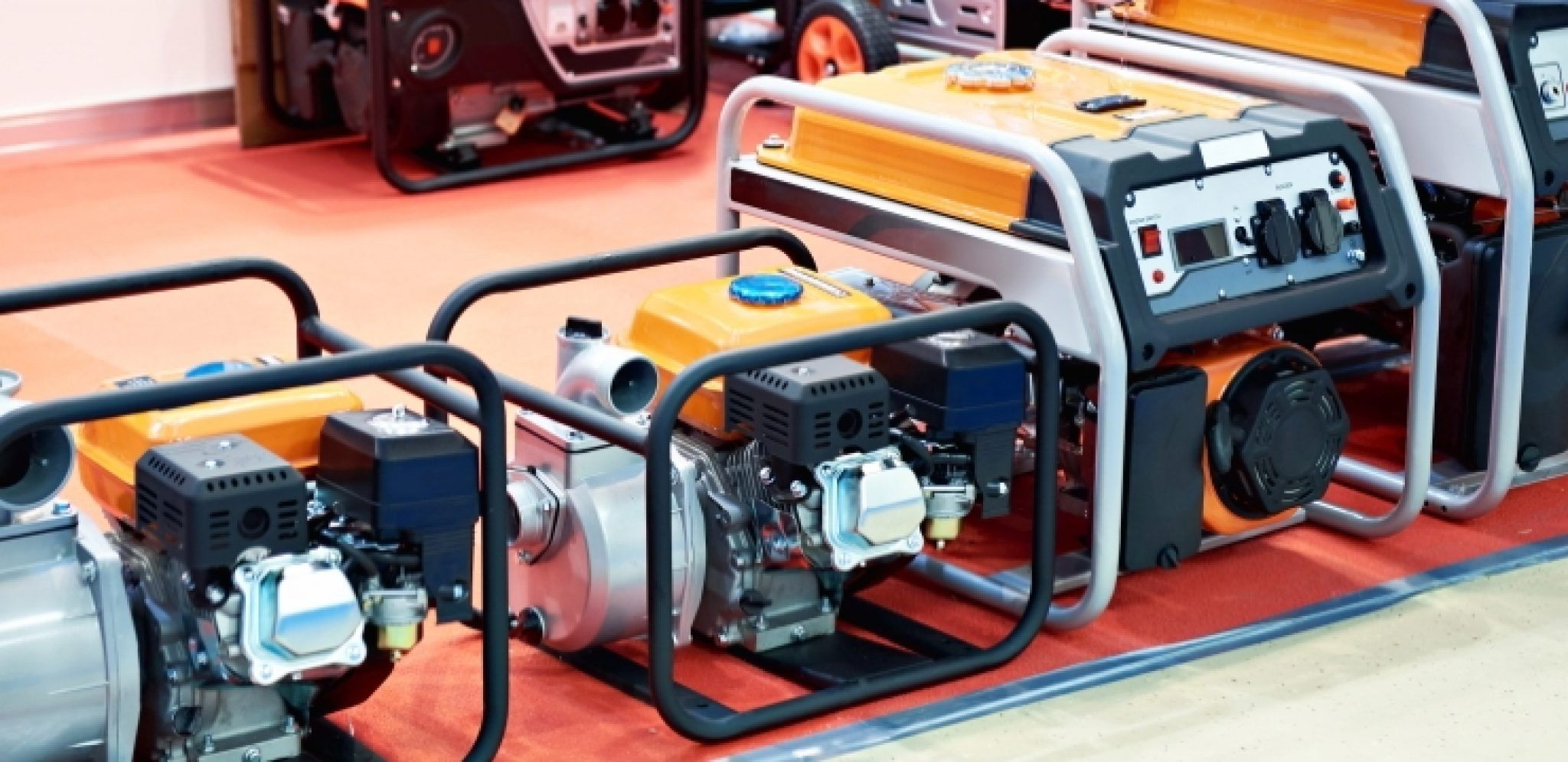 Types of Generators and their Usage – Guide 2021