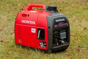 what generators use honda engines